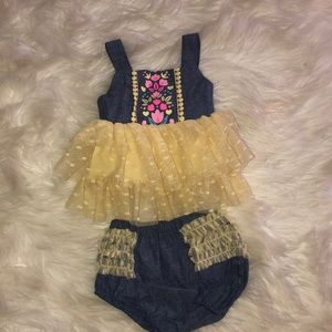 Little Lass Matching Sets - 2 piece set